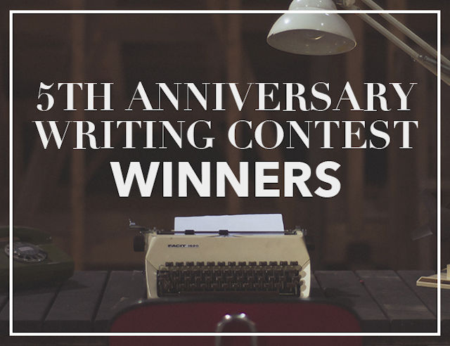 Judging The Write Practice's 5th Anniversary Short Story Contest
