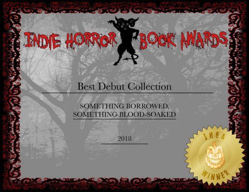 Indie Horror Book Award for Debut Collection