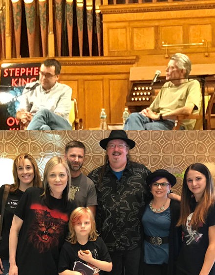 An Evening with Stephen King + Owen King, authors of SLEEPING BEAUTIES
